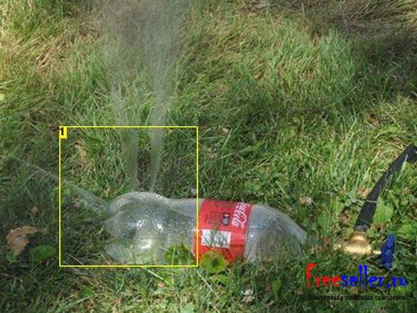 как сделать распылитель воды своими руками