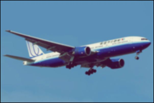 На борту Боинг-777 умер пятилетний ребенок, самолет сел в Красноярске. Фото
