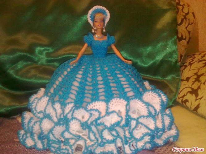 Схемы вязания одежды для кукол