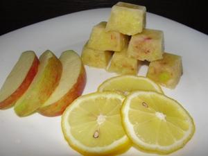 яблоко с лимоном (300x225, 39Kb)