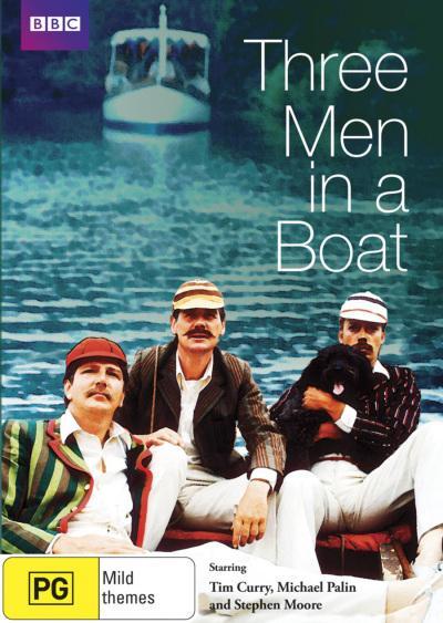 на какой реке снимали фильм трое в лодке