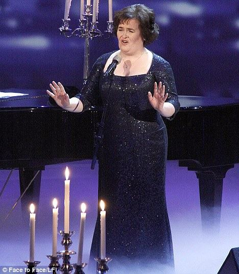 SUSAN BOYLE   A QUEEN IN MY HEART