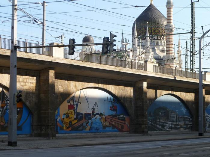 Граффити города Дрезден- часть 1. 38722