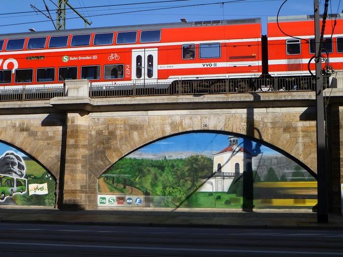 Граффити города Дрезден- часть 1. 51589