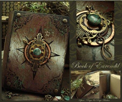 Обложка для книги под старину