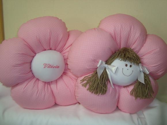 Как сшить подушку розу видео