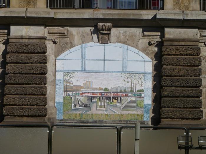 Граффити города Дрезден- часть 1. 22513