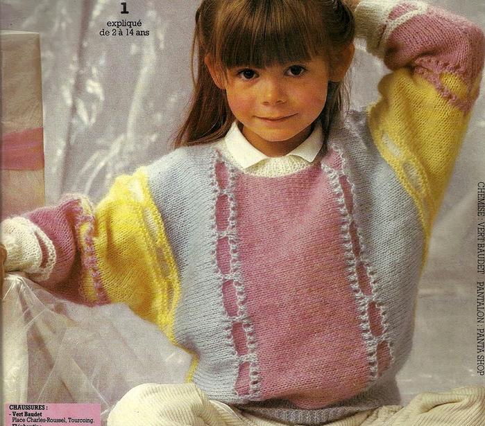 Джемпер с рукавами =летучая мышь= спицами для девочки/4683827_20121217_190636 (700x615, 920Kb)