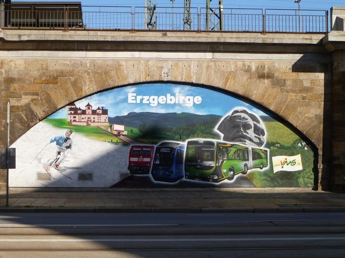Граффити города Дрезден- часть 1. 61378