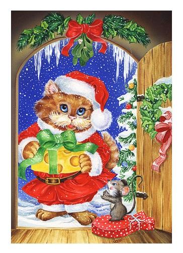 Загадай желание заветное В этот праздник - Старый Новый год, Чтобы силы добрые и светлые Все могли исполнить без...