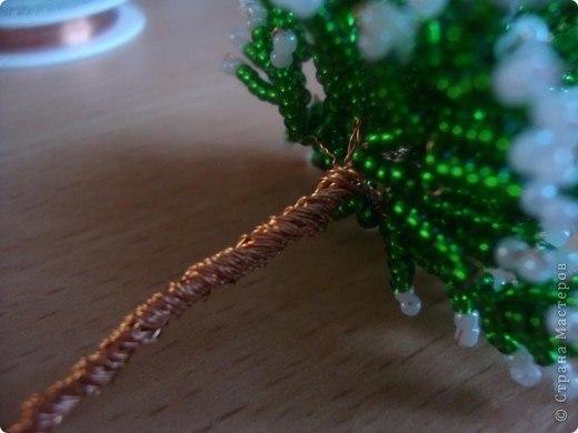 Блог о ручной работе 1. Мастер-классы бисер, бисероплетение, елка из бисера, Новый Год.