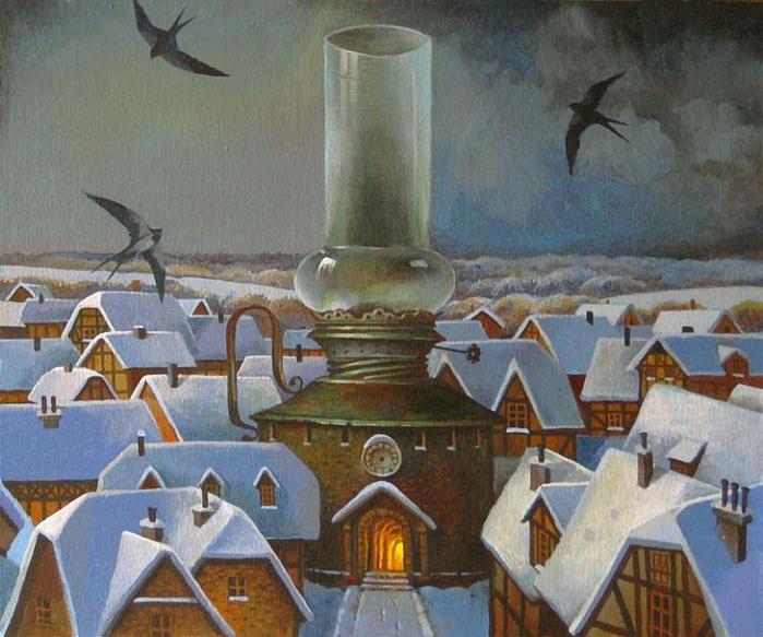 Андрианов Андрей. Переход на зимнее время (700x583, 305Kb)