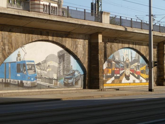 Граффити города Дрезден- часть 1. 60702