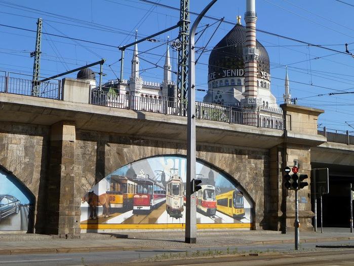 Граффити города Дрезден- часть 1. 35946