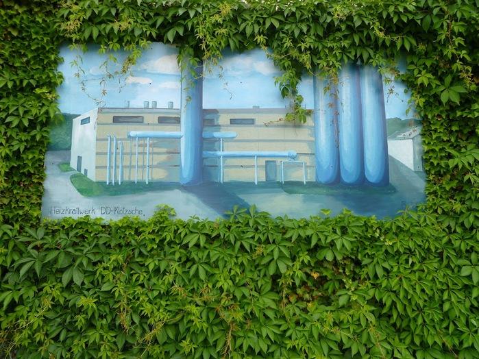Граффити города Дрезден- часть 3. 36556
