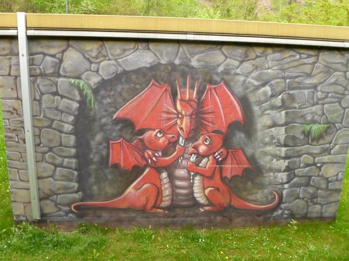 Граффити города Дрезден- часть 3. 14330