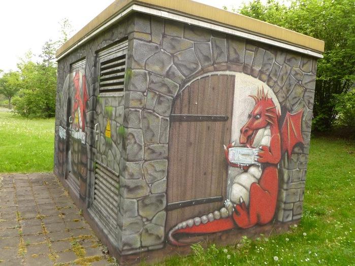 Граффити города Дрезден- часть 3. 91027