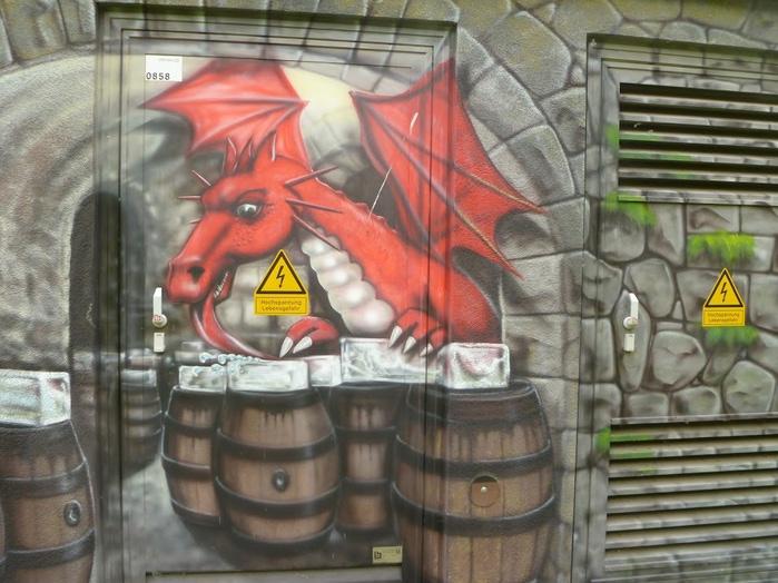 Граффити города Дрезден- часть 3. 50431
