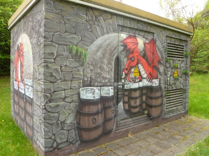Граффити города Дрезден- часть 3. 83544