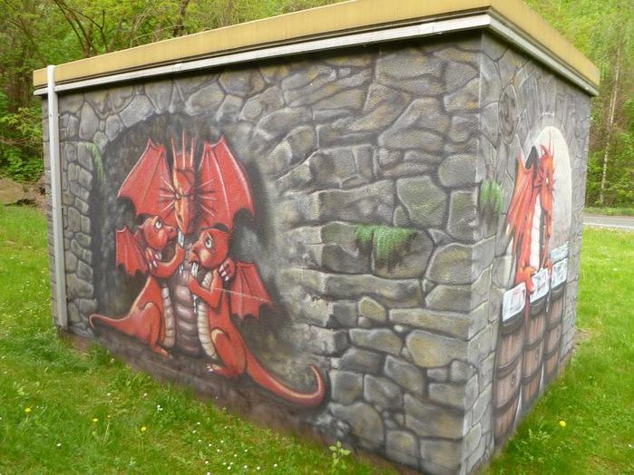 Граффити города Дрезден- часть 3. 95167