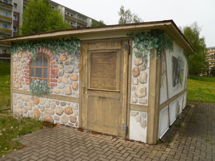 Граффити города Дрезден- часть 3. 43541