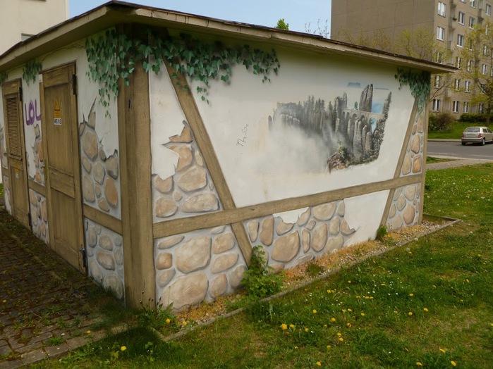 Граффити города Дрезден- часть 3. 47763