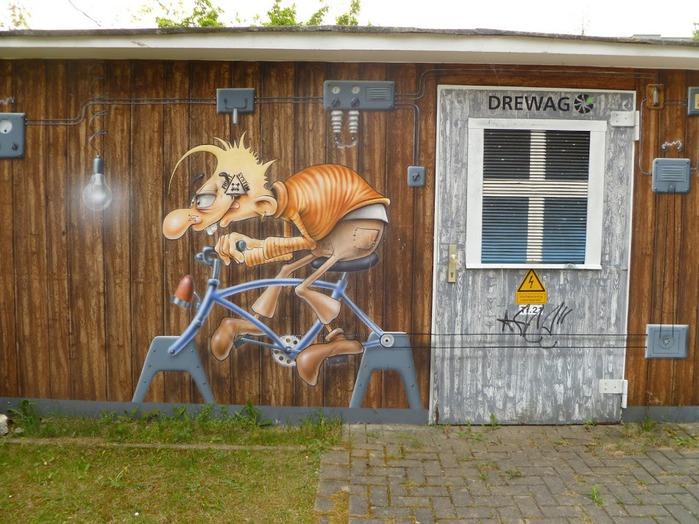 Граффити города Дрезден- часть 3. 98060