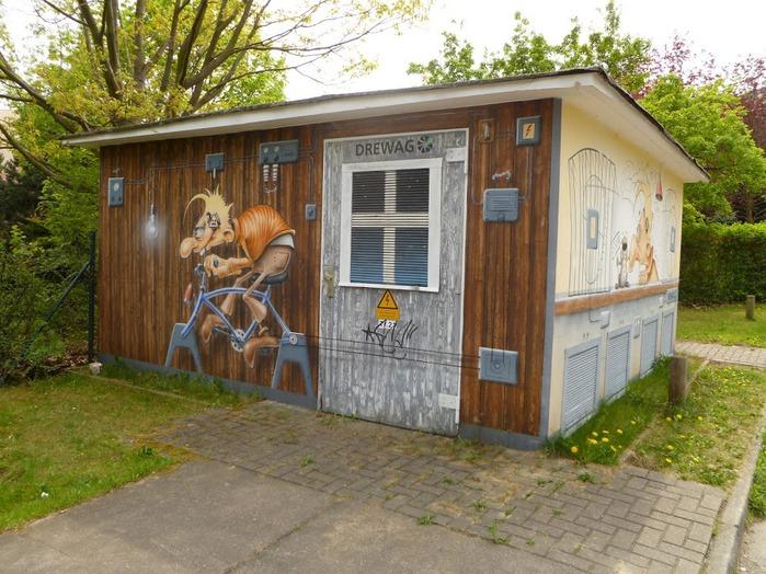 Граффити города Дрезден- часть 3. 56511