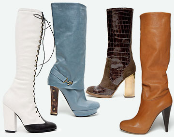 Сапоги - Мода-блог: Мода-блог
