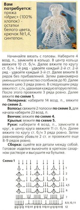 """Модель из журнала """"Вязаная"""