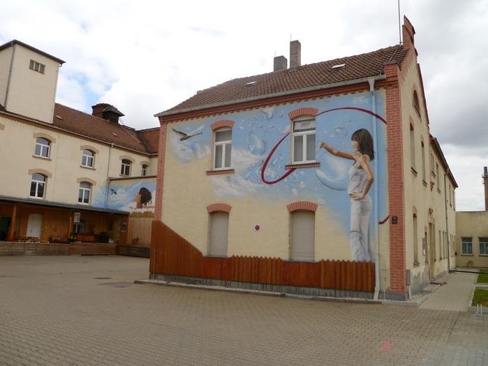 Граффити города Фрайталь (Freital) 10645