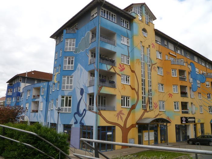 Граффити города Фрайталь (Freital) 83328