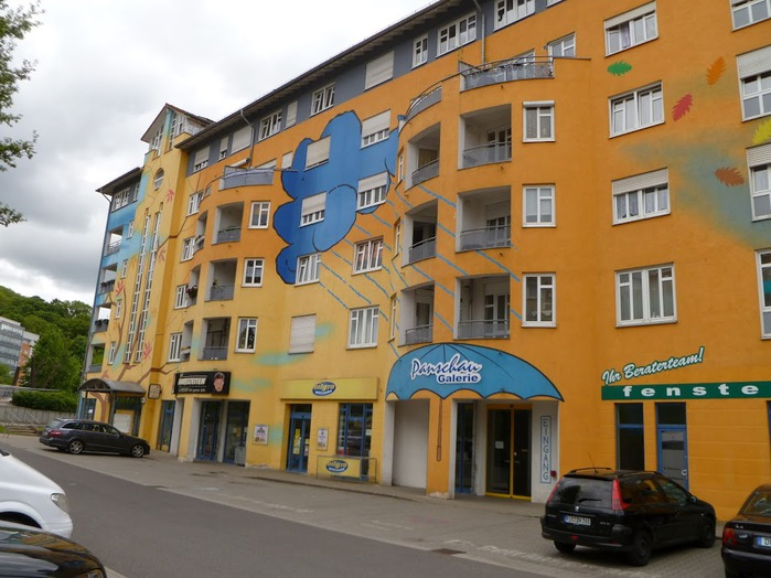 Граффити города Фрайталь (Freital) 32968