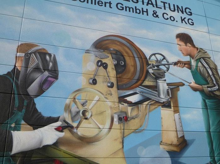 Граффити города Фрайталь (Freital) 63175