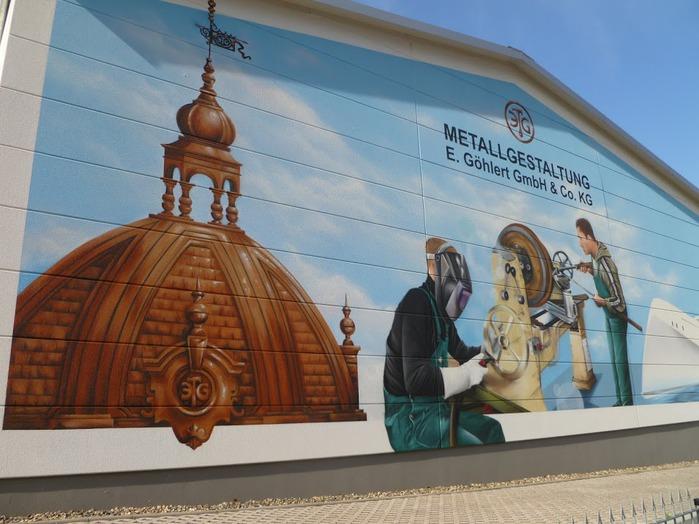 Граффити города Фрайталь (Freital) 66883