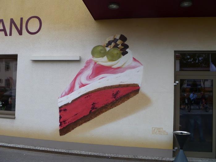 Граффити города Фрайталь (Freital) 68733