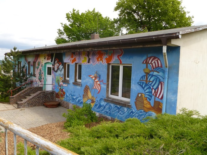 Граффити города Фрайталь (Freital) 64170