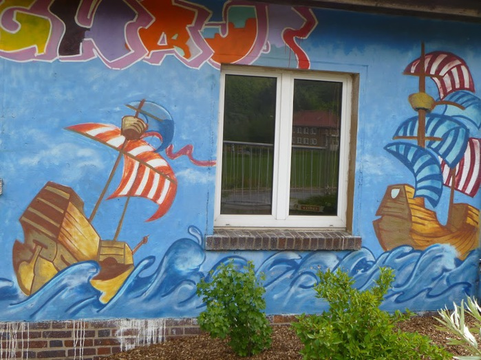 Граффити города Фрайталь (Freital) 89377
