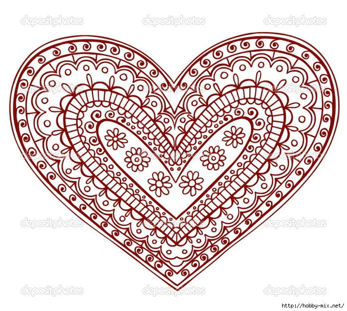 depositphotos_2764724-Henna-Mehndi-Pasiley-Heart-Doodle-Vector (700x629, 400Kb)