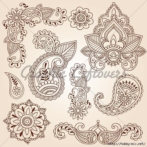 henna-doodle-small-elements (500x500, 287Kb)