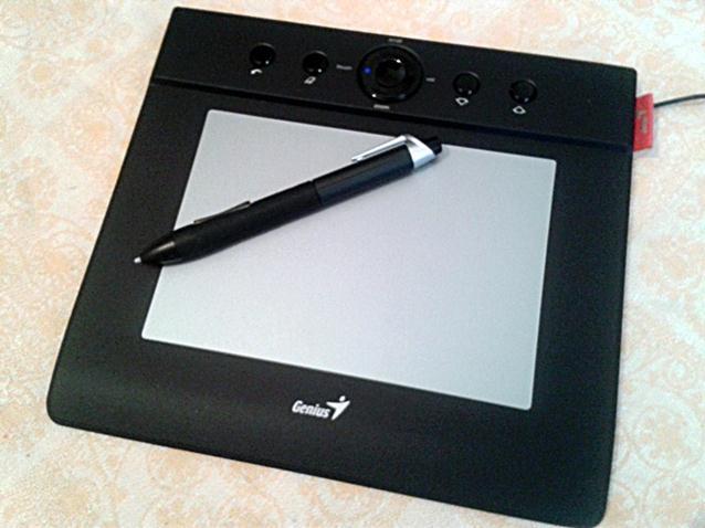 Какой графический планшет купить? Фотографии