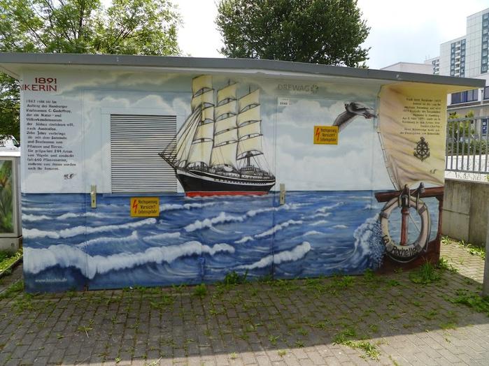 Граффити города Дрезден- часть 3. 21263