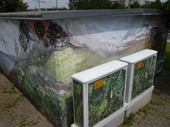 Граффити города Дрезден- часть 3. 55845