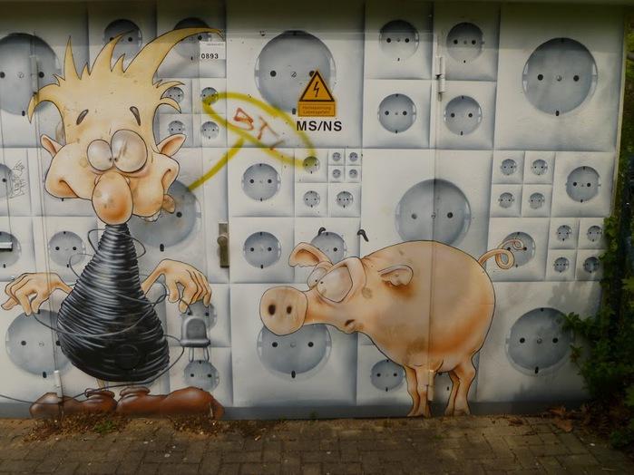 Граффити города Дрезден- часть 3. 62493