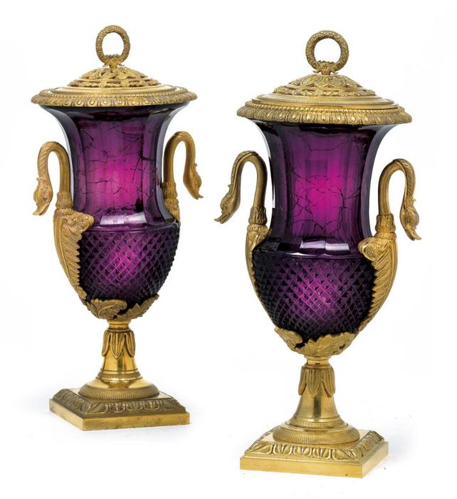 Paar_russische_craquellierte_Amethystglas_Vasen (642x700, 304Kb)