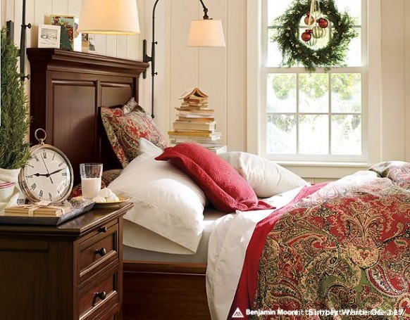 Bedding-Christmas-Bedroom-Decorating-Ideas (582x455, 185Kb)