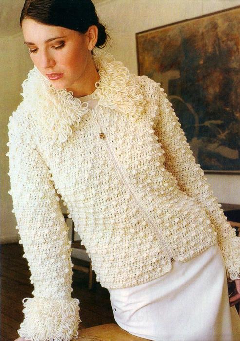 Все схемы вязания женских