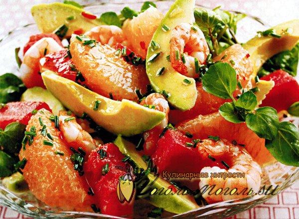 1287082584_salat-iz-arbuza-krevetok-avokado-i-rozovogo-grejpfruta (600x439, 91Kb)