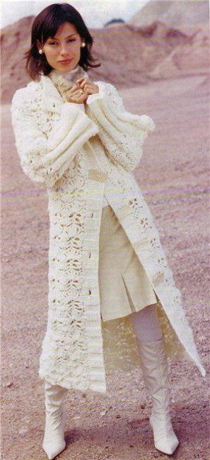 вязаное пальто (297x649, 44Kb)