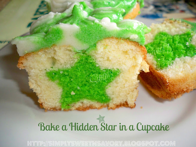 Hidden Star in a Cupcake 4 (640x480, 100Kb)